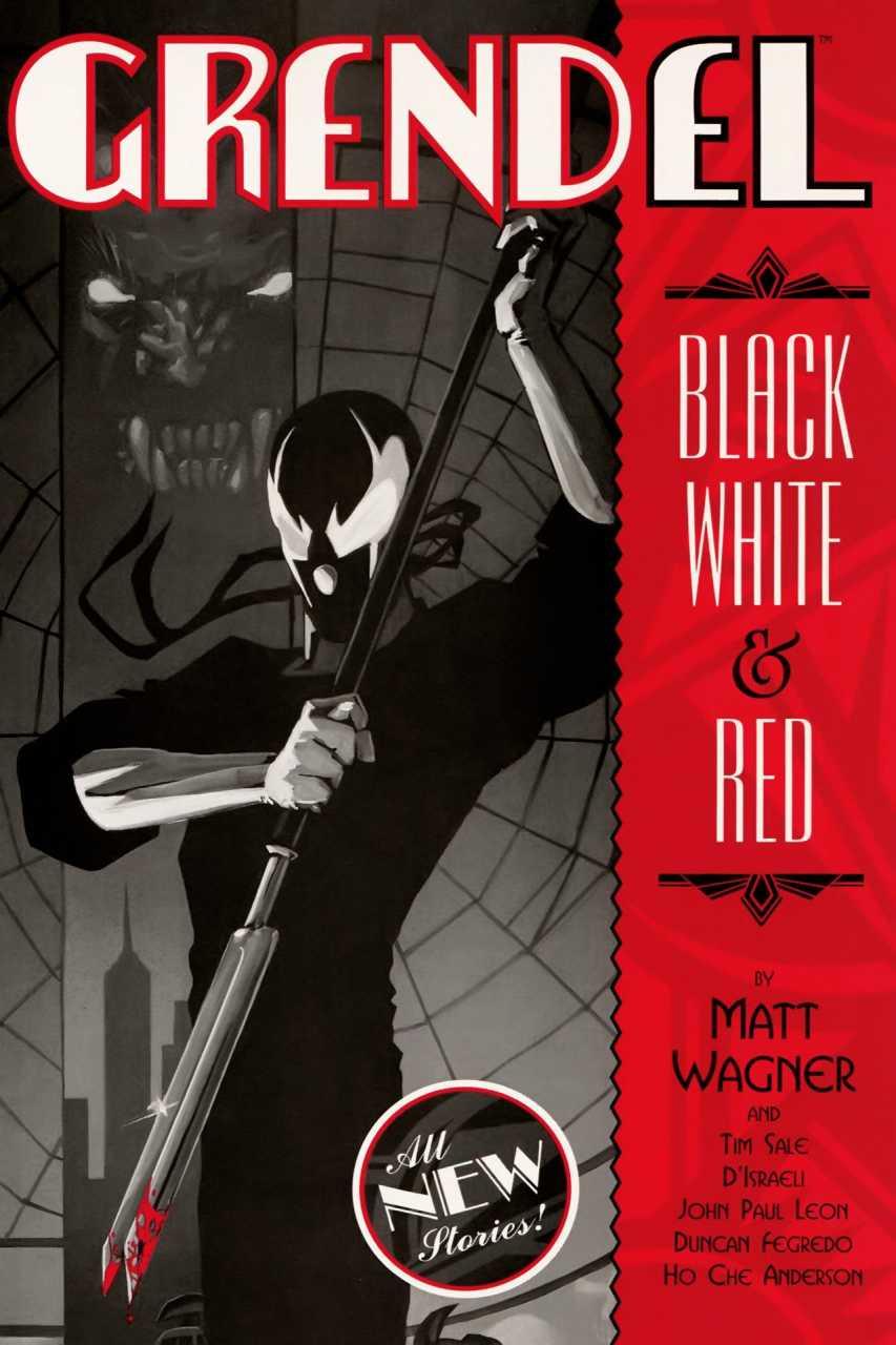 Grendel: Black, White, & Red #1