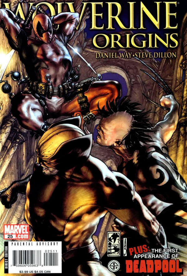 Wolverine: Origins #25