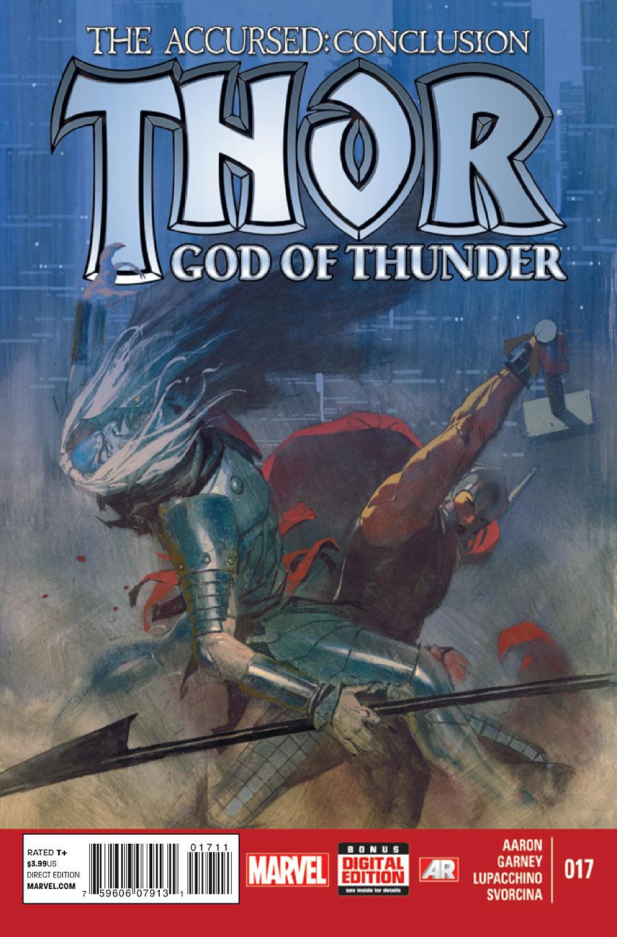 Thor: God of Thunder #17