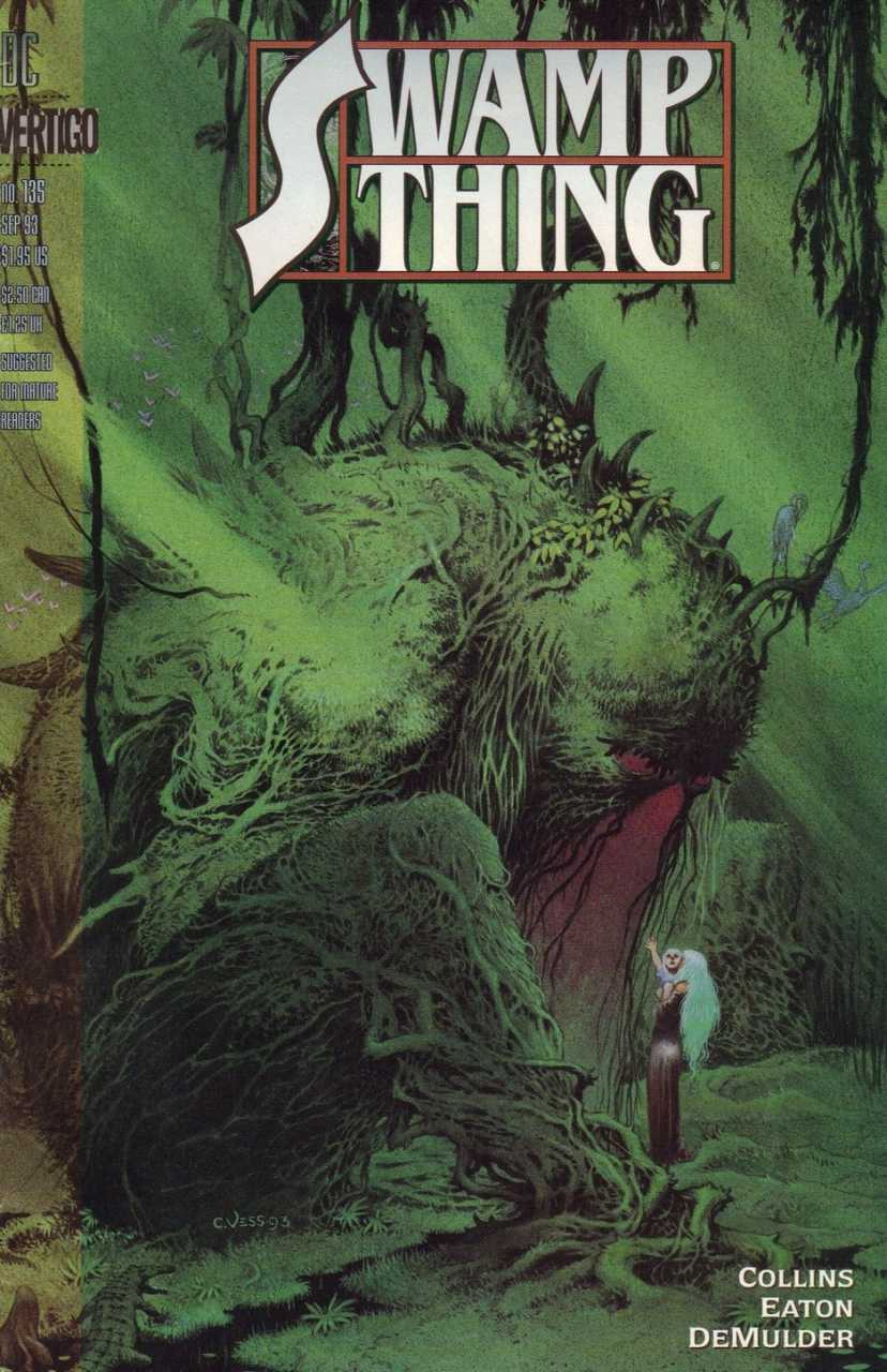 The Saga of the Swamp Thing #135