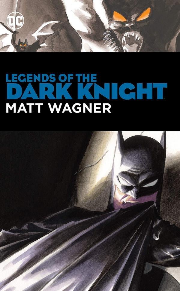Legends of the Dark Knight: Matt Wagner HC