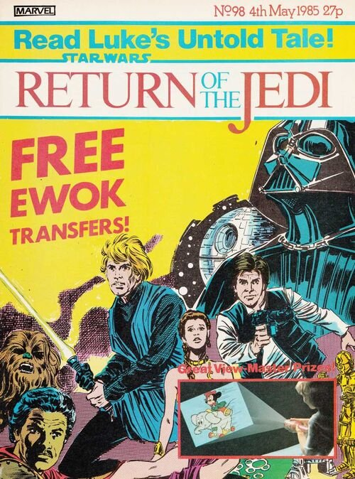 Return of the Jedi Weekly #98