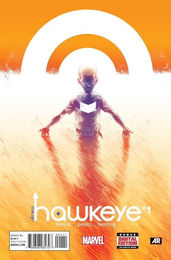 All-New Hawkeye #1