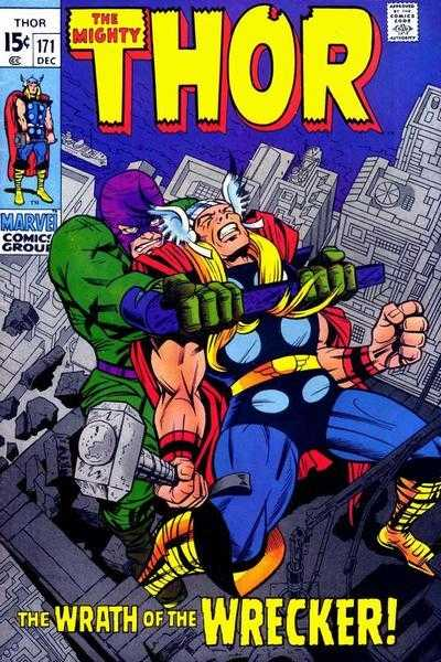 The Mighty Thor #171