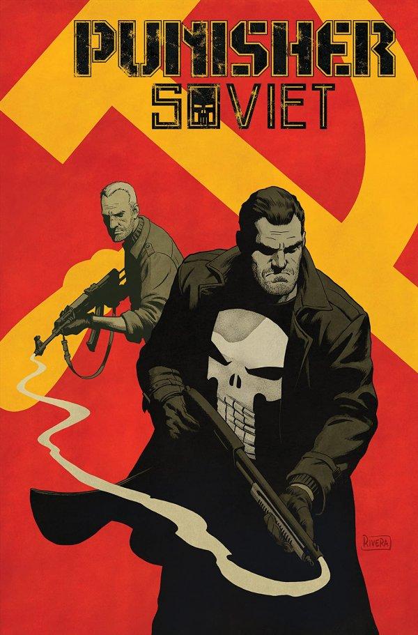 Punisher: Soviet TP