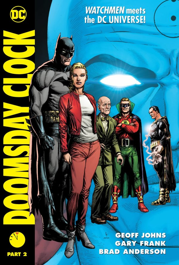 Doomsday Clock Part 2 HC