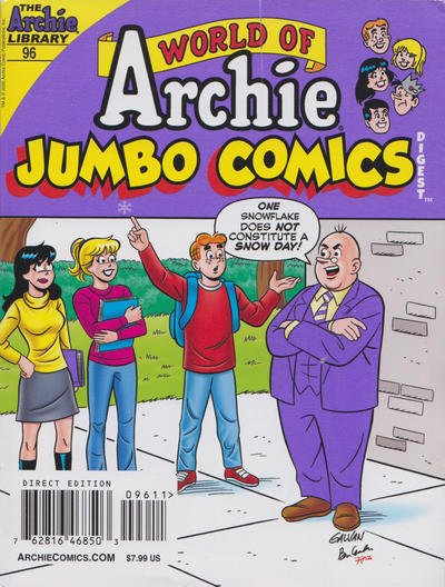 World of Archie Comics Double Digest #96