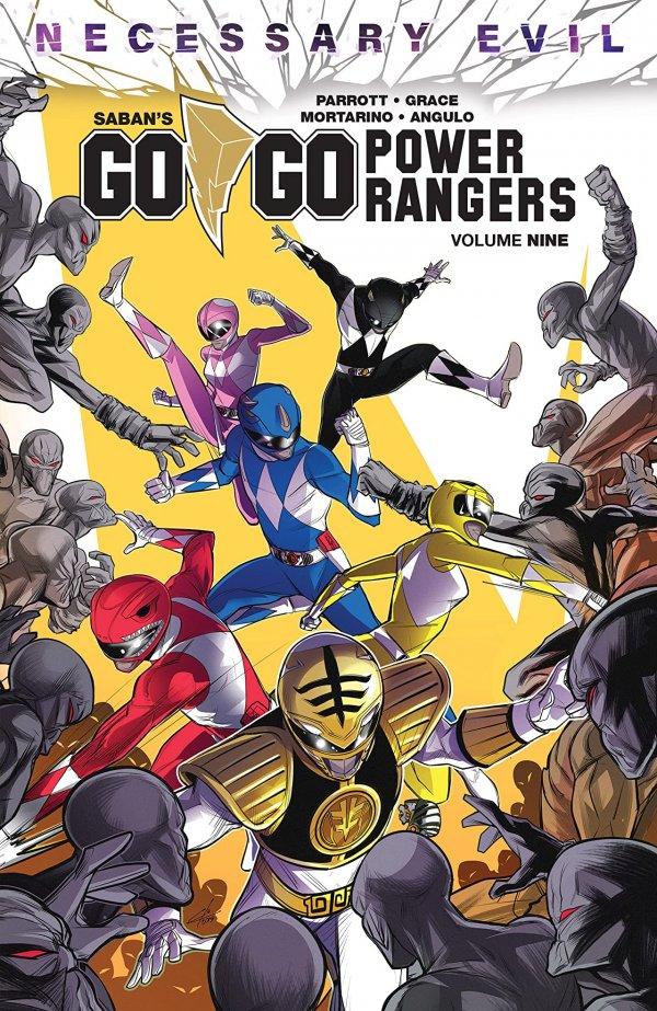 Go Go Power Rangers Vol. 9 TP