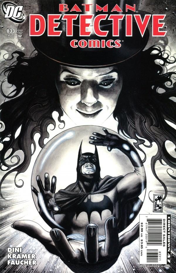 Detective Comics #833