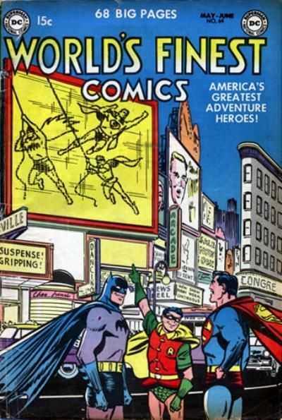 World's Finest Comics #64