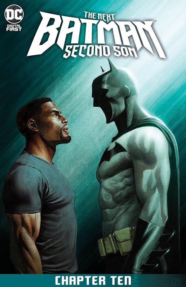 The Next Batman: Second Son Chapter #10