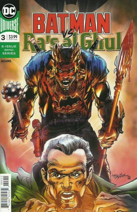 Batman vs. Ra's Al Ghul #3