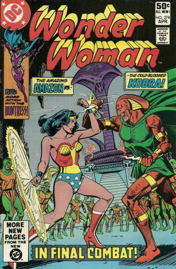 Wonder Woman #278