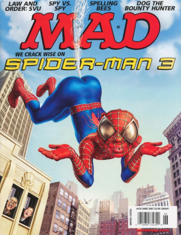 Mad Magazine #478