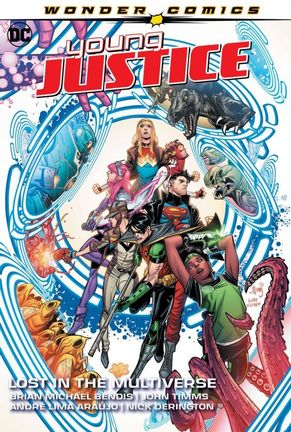 Young Justice Vol. 2: Lost in the Multiverse TP