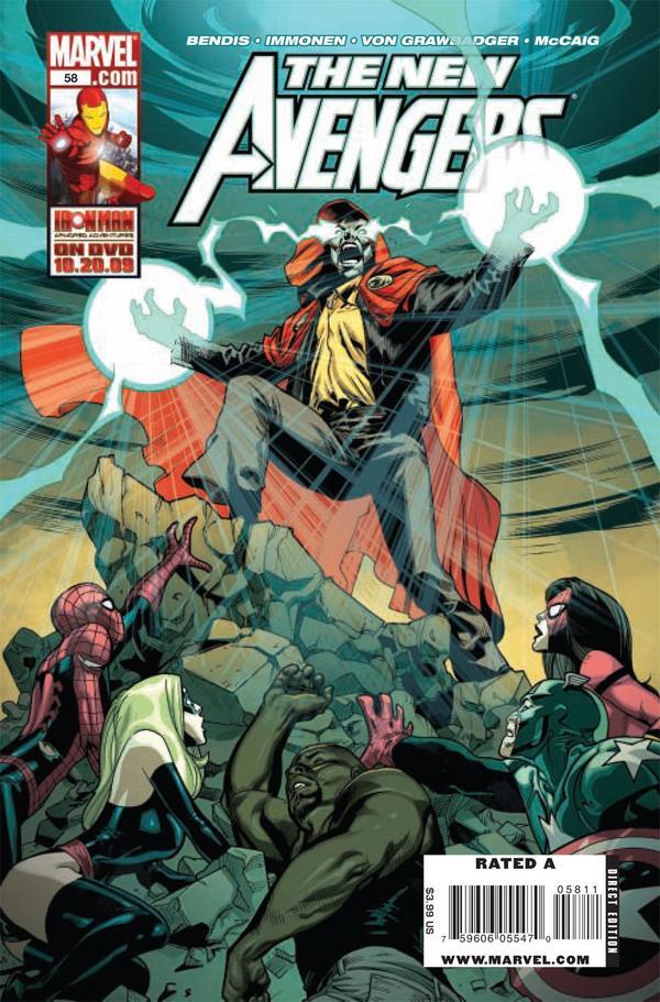 The New Avengers #58