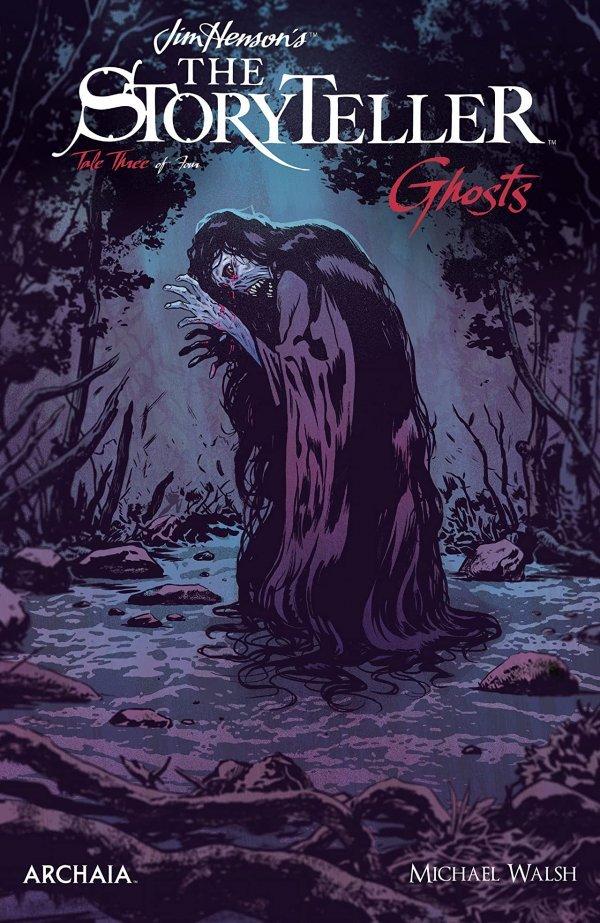Jim Henson's Storyteller: Ghosts #3