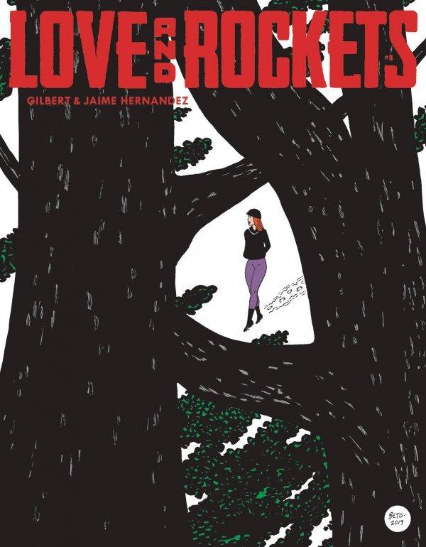 Love & Rockets Magazine #8