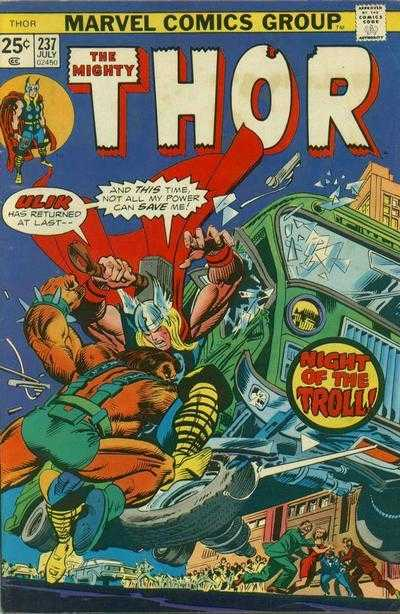 The Mighty Thor #237