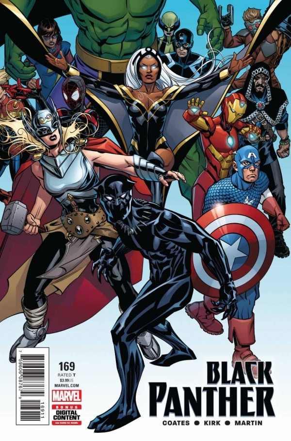 Black Panther #169