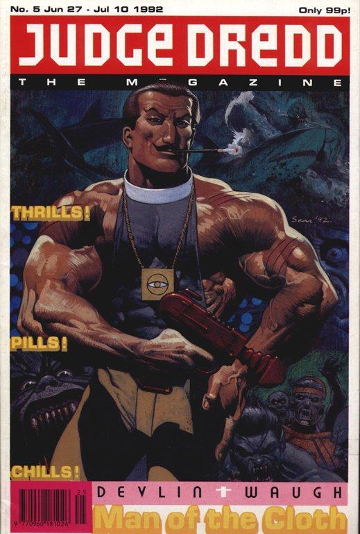 Judge Dredd: The Megazine #5