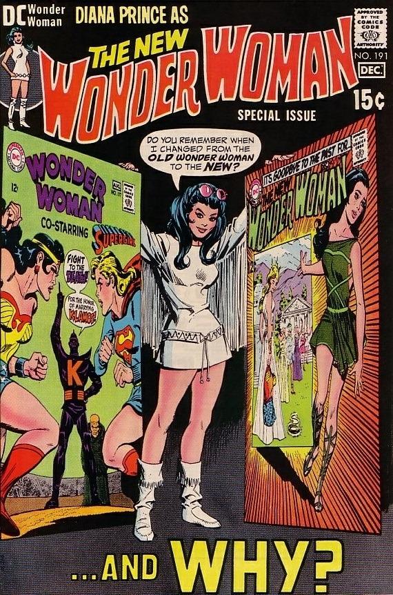 Wonder Woman #191
