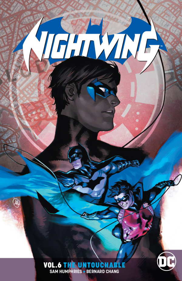 Nightwing Vol. 6 The Untouchable TP