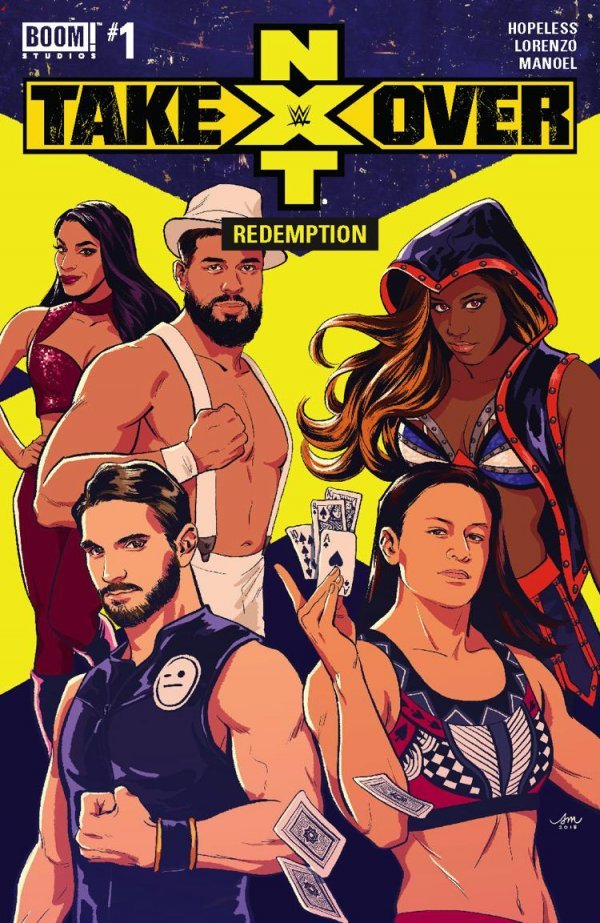 WWE: NXT TakeOver - Redemption #1
