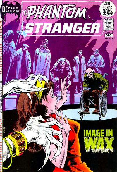 The Phantom Stranger #16