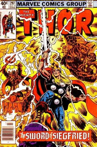 The Mighty Thor #297