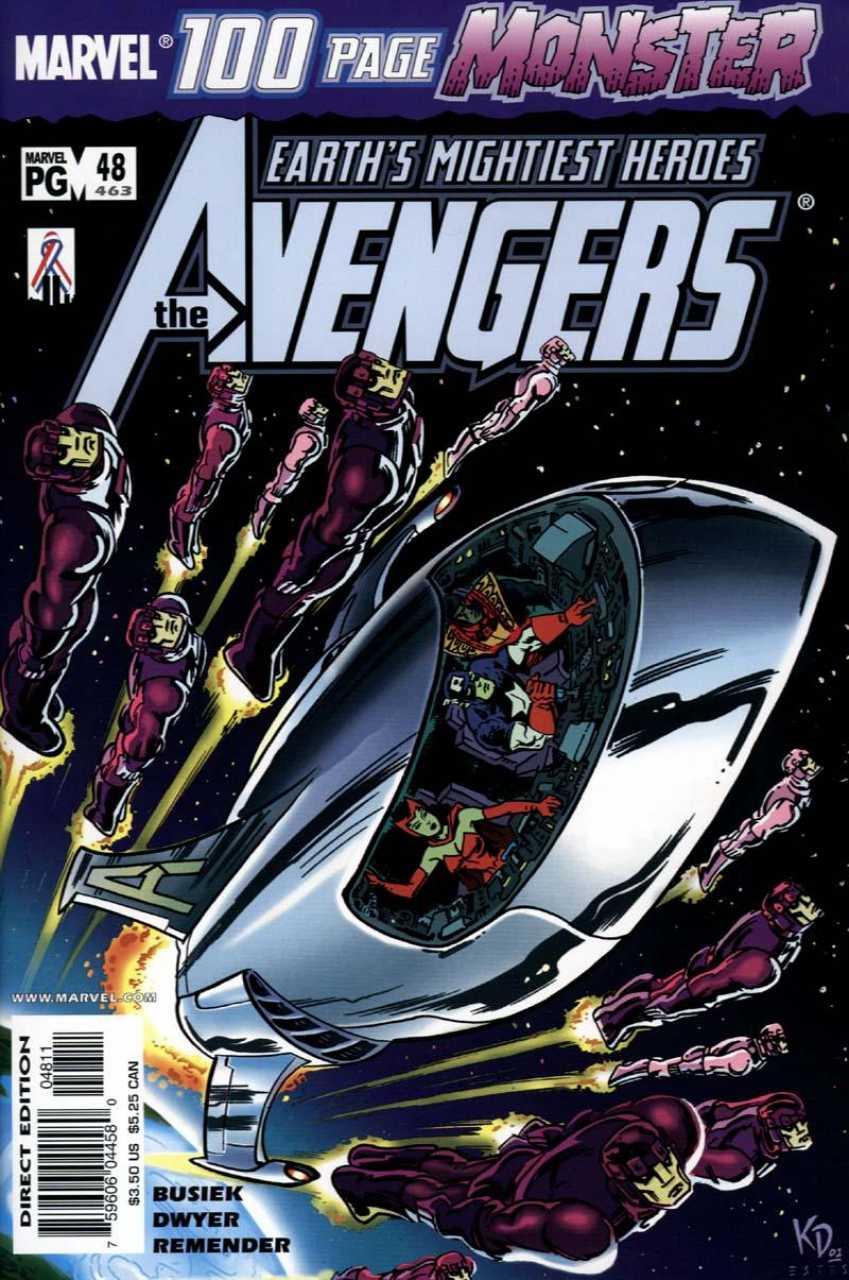The Avengers #48