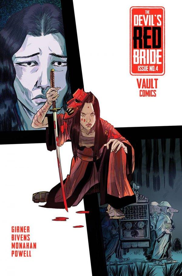 The Devil's Red Bride #4