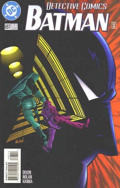 Detective Comics #697