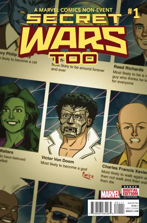 Secret Wars, Too #1