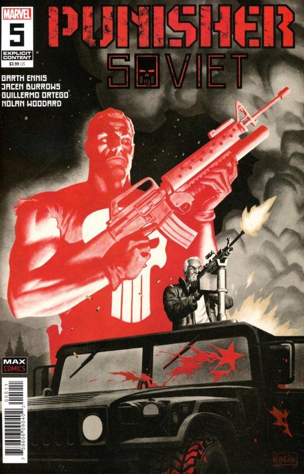 Punisher Soviet #5