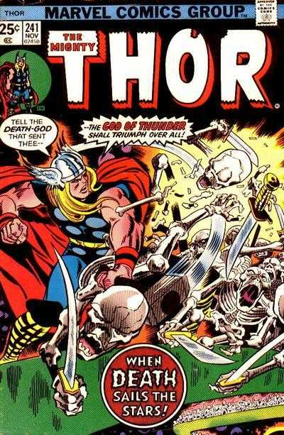 The Mighty Thor #241