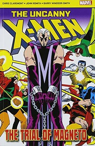 Uncanny X-Men: The Trial of Magneto