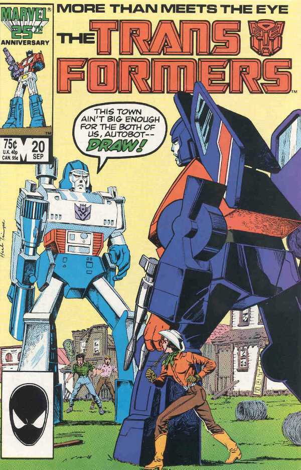 The Transformers #20