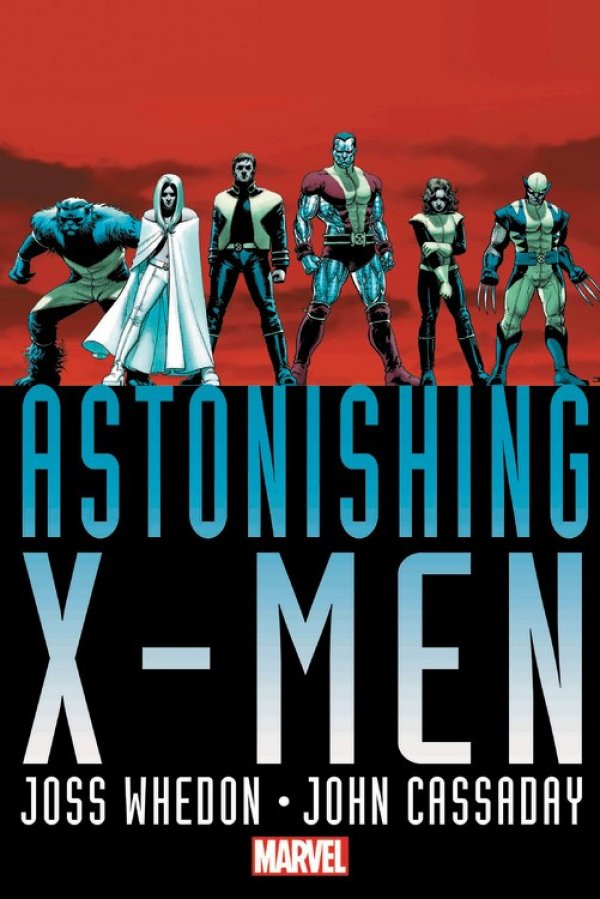 Astonishing X-Men by Joss Whedon & John Cassaday Omnibus New Printing HC