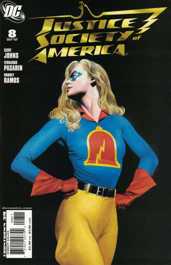 Justice Society of America #8