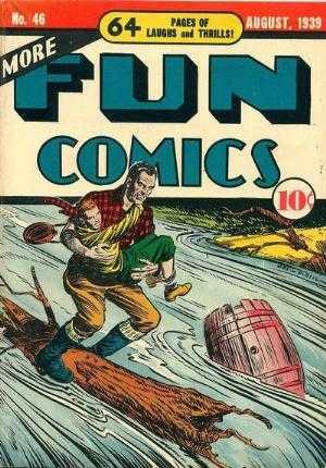 More Fun Comics #46