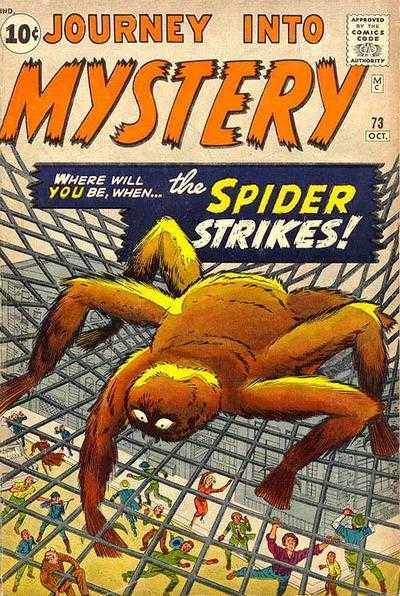 Journey into Mystery #73