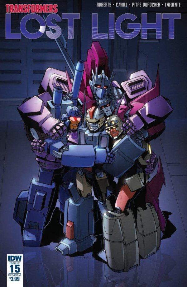 Transformers: Lost Light #15