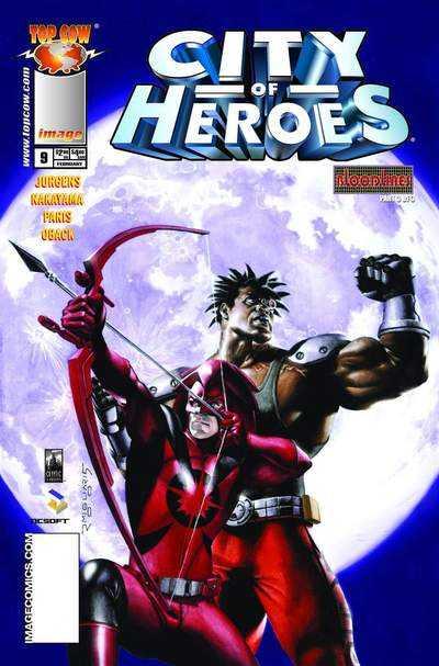 City of Heroes #9