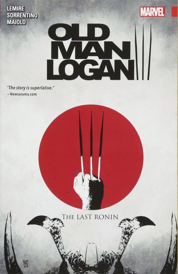 Old Man Logan Vol. 3: Last Ronin TP