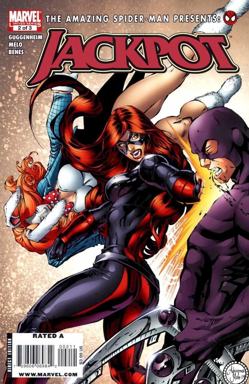 The Amazing Spider-Man Presents: Jackpot #2