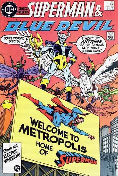 DC Comics Presents #96