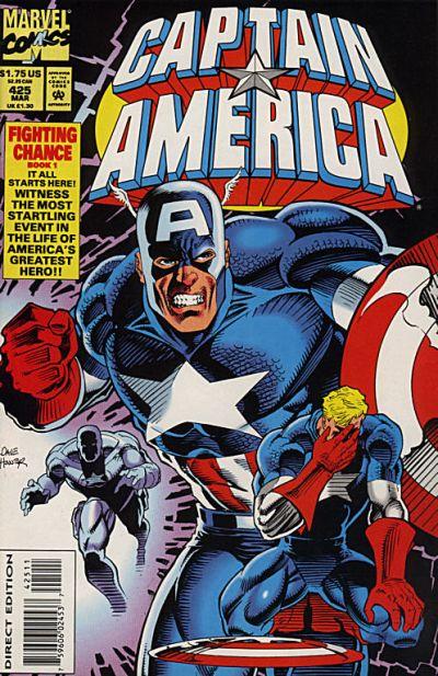 Captain America #425