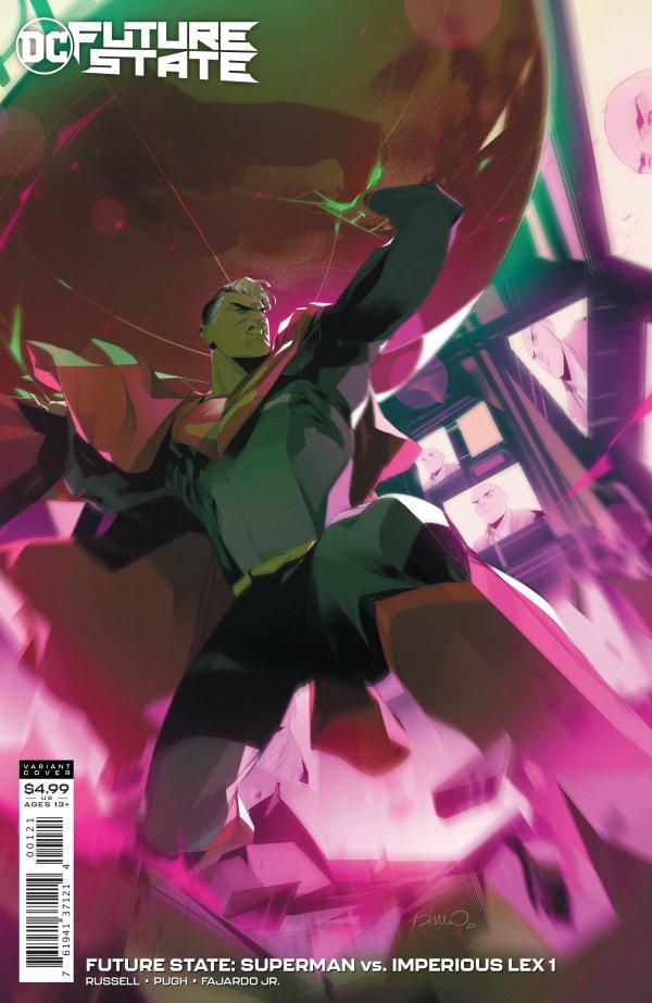 Future State: Superman vs. Imperious Lex #1