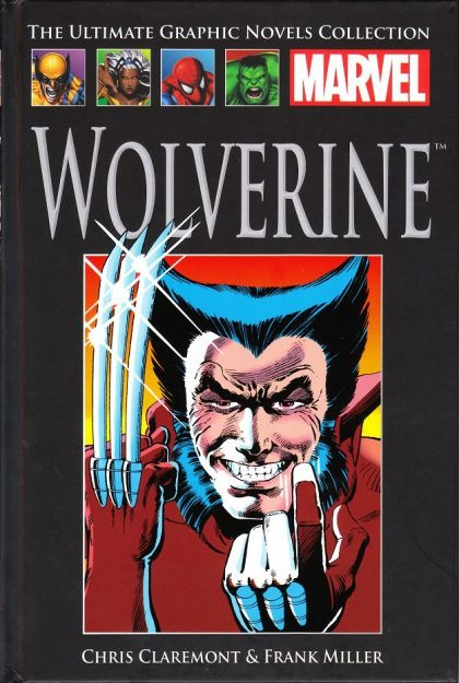 The Ultimate Graphic Novels Collection Wolverine HC